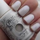 Gelish in Sheek White & Izzy Wizzy