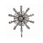 Jennifer Behrr Crystal Star Bobby Pin