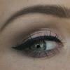 Soft neutral pink eye