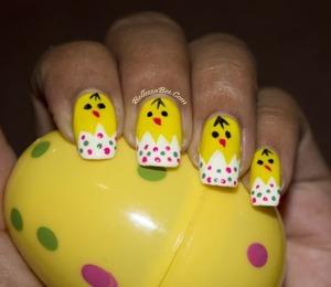 http://www.bellezzabee.com/2013/03/easter-chicks-nail-art.html
