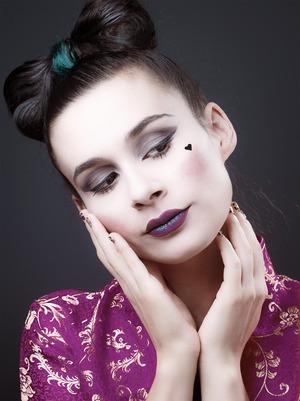 Makeup, Hair & Model: Lina Toro