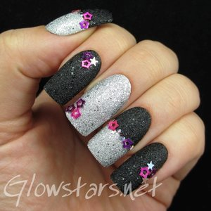 Read the blog post at http://glowstars.net/lacquer-obsession/2015/02/stars-and-textured-blocks/