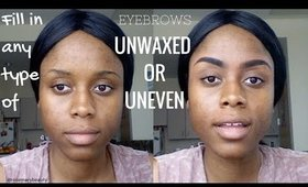 Makeup For All kinds of Eyebrows | RosemaryBeauty