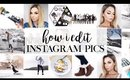 How I Edit My Instagram Pictures & Instagram Theme #TheAugustDaily