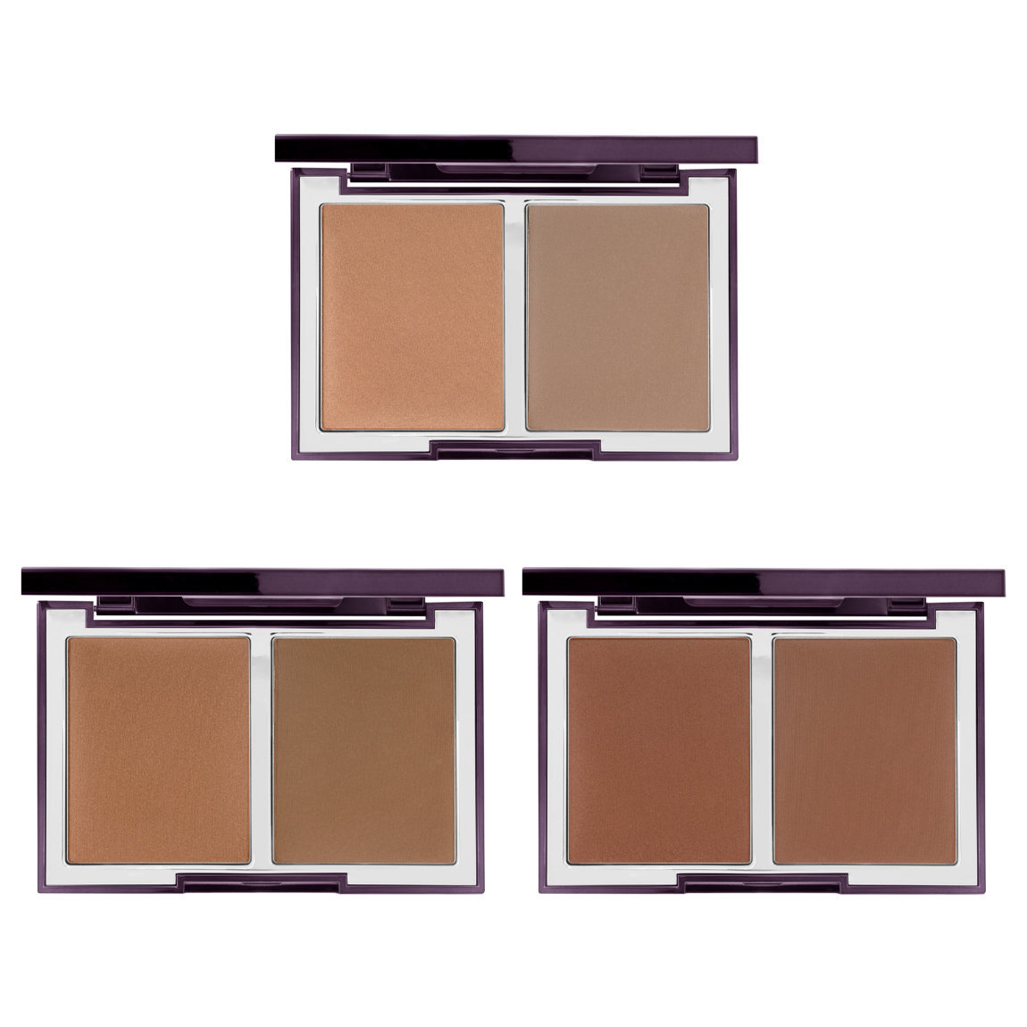 Wayne Goss The Radiance Boosting Face Palette Collection alternative view 1 - product swatch.