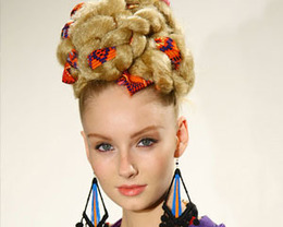 Mara Hoffman Beauty, New York Fashion Week S/S 2012
