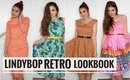 RETRO DRESSES LOOKBOOK #3