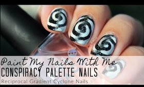 Paint My Nails With Me: Conspiracy Palette | yukieloves // warmvanillasugar0823