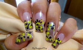 I ♥ Fall 2013 TAG! Autumn Nail Art Design Tutorial - ♥ MyDesigns4You ♥