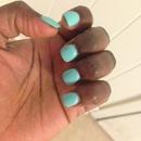 Minty Blue