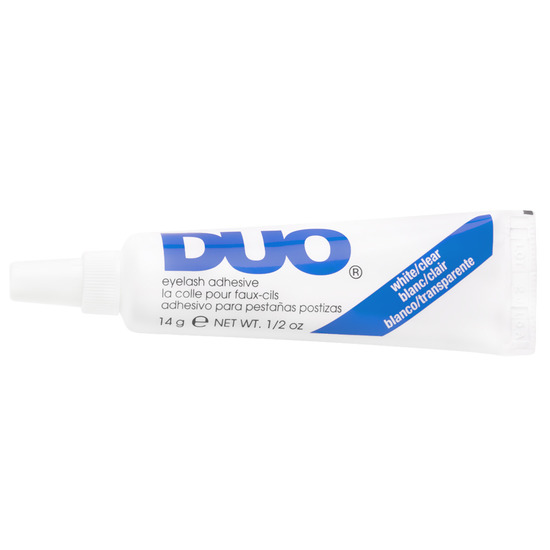 DUO Eyelash Adhesive product smear.