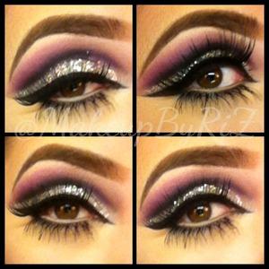 Please follow me on Instagram @MakeupByRiz. I'd appreciate it!   XOXO - RiZ