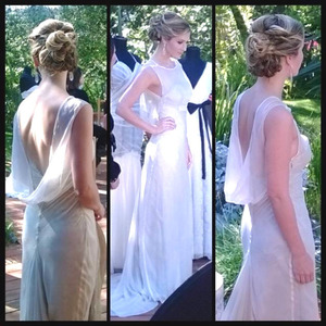 An Updo perfect for your special day