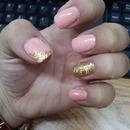 golden pinkpink