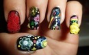 Nail Arts Designs Collection #1 By Madjennsy