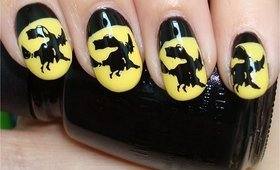 Halloween Inspired Manicures