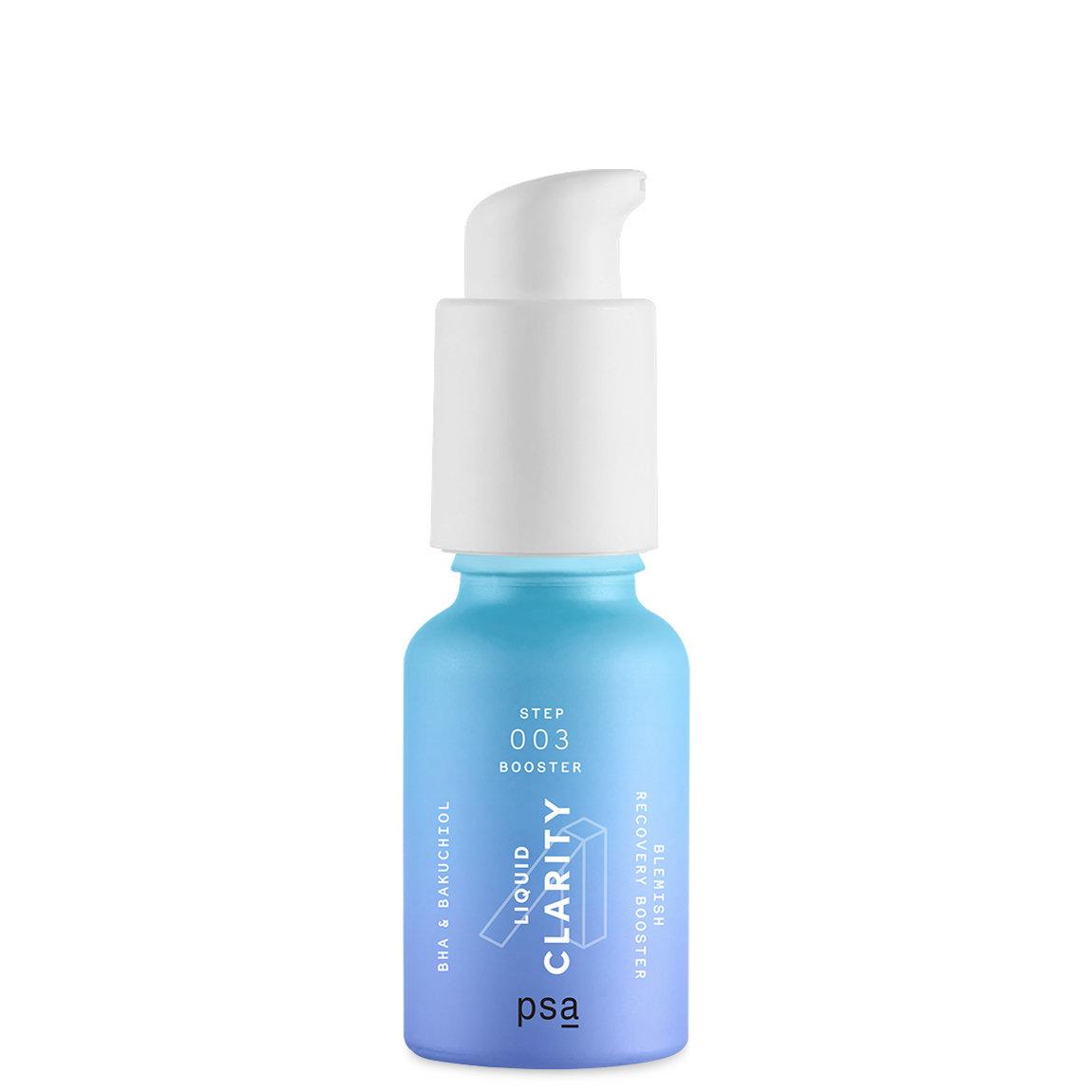 PSA Skin Liquid Clarity: BHA & Bakuchiol Blemish Recovery Booster alternative view 1 - product swatch.