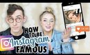 How to Be Instagram Famous feat. Brandon Woelfel | Alexa Losey