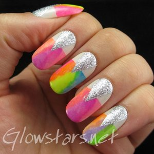 Read the blog post at http://glowstars.net/lacquer-obsession/2014/07/with-all-your-magic-i-disappear-from-view/