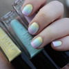 Easter Egg Ombre Nails