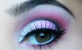 Fresh Pink Makeup