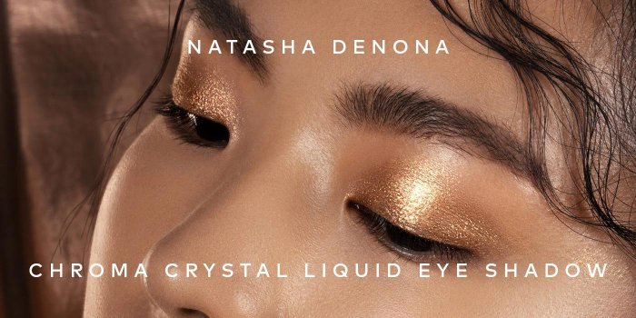 Shop Natasha Denona's Chroma Crystal Liquid Eye Shadows on Beautylish.com