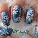 Winter Challenge #1 Snowflakes