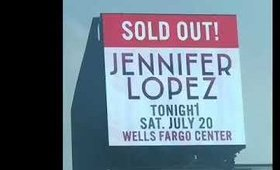 2nd part of jlo concert