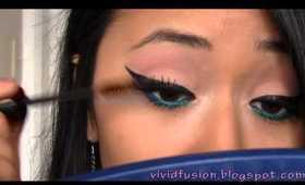 Nicki Minaj - Moment 4 life (OFFICAL MUSIC VIDEO) Inspired Makeup Tutorial