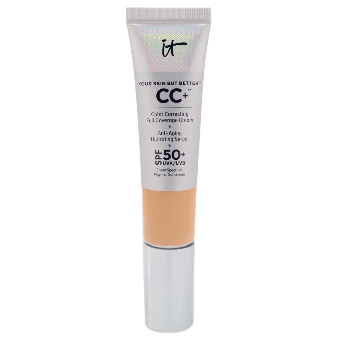 IT Cosmetics  CC+ Cream with SPF 50+ Medium Tan alternative view 1.