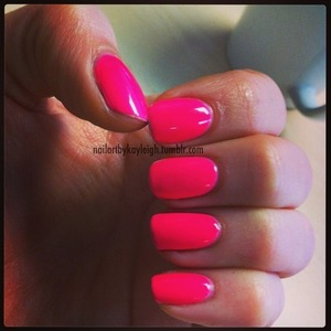 Orly neons <3