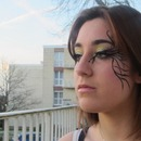 Butterfly makeup
