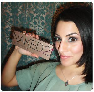 Loving my Naked Palette 2!