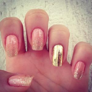 Real Gold Nails