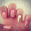 Real Gold Nails!