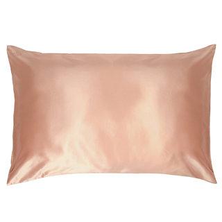 Queen/Standard Silk Pillowcase Rose Gold