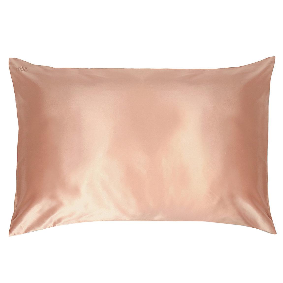 Slip Queen/Standard Silk Pillowcase Rose Gold alternative view 1 - product swatch.
