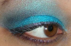 Eyes: My Pretty Zombie Blue EOTD