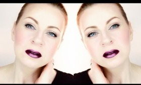 Lorde Mac Collection Makeup Tutorial