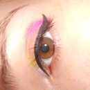 Multi Colored Eye