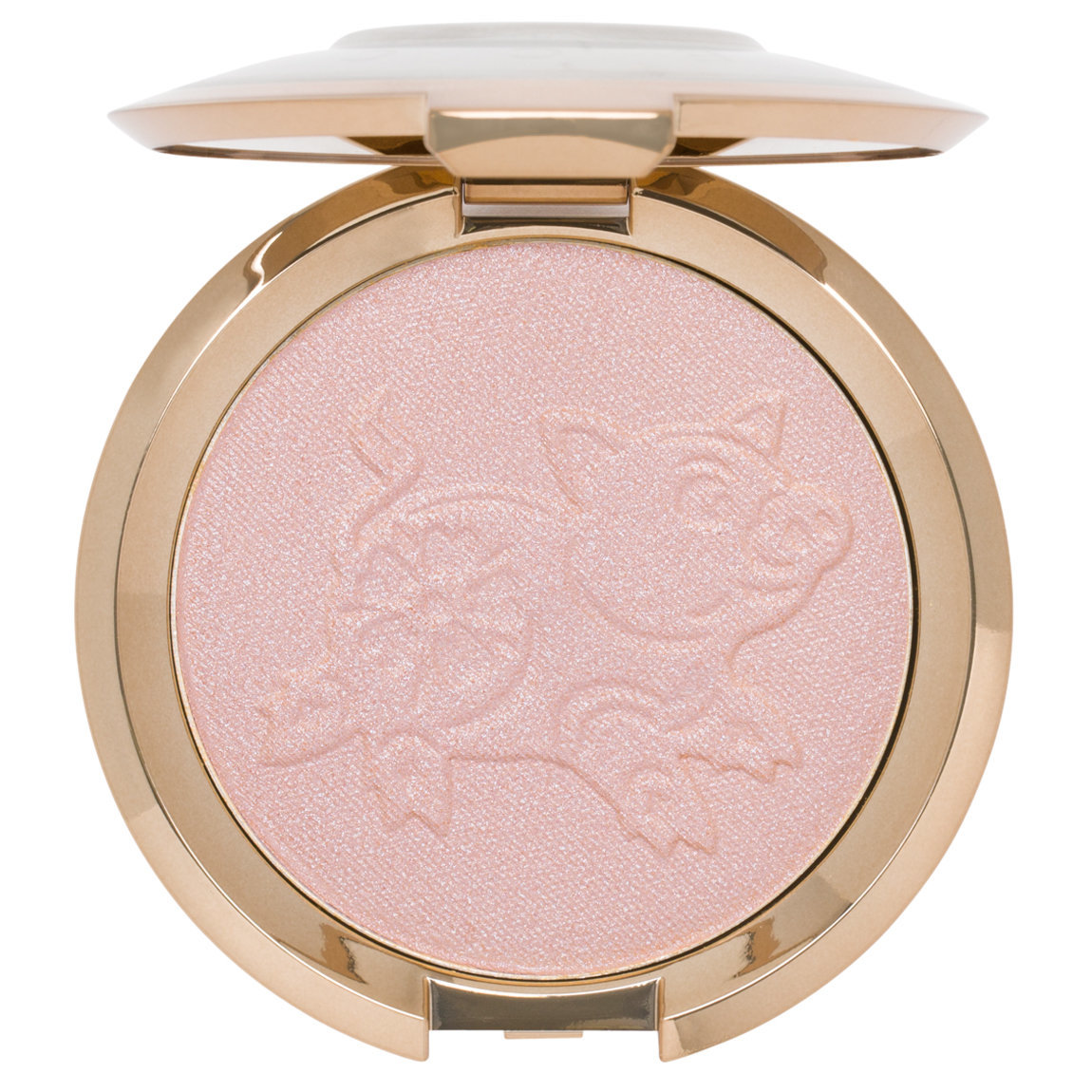 BECCA Shimmering Skin Perfector Pressed Lunar New Year product smear.