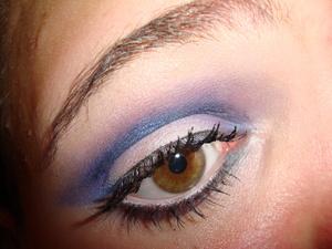 Alice Cullen Inspired Makeup