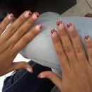 minnie Nails :)