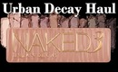 BEAUTY HAUL: Urban Decay Naked 3, Glinda Palette and more!