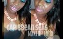 Makeup Tutorial   Caribbean Seas