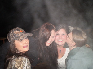 My friends & I