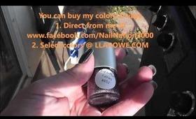NailNation3000 Purple Polishes Edition1
