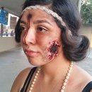 Halloween Makeup~Zombie