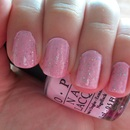 OPI Mod About You & Teenage Dream