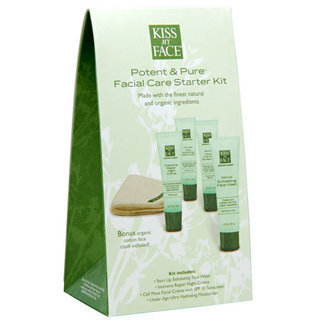 Kiss My Face Potent & Pure Starter Kit